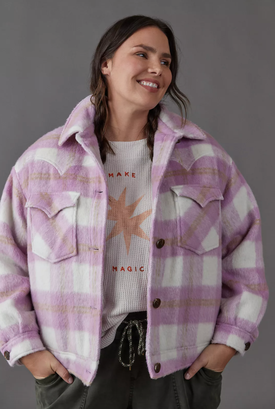 16 stylish plus-size jackets to shop this spring, starting at just $60