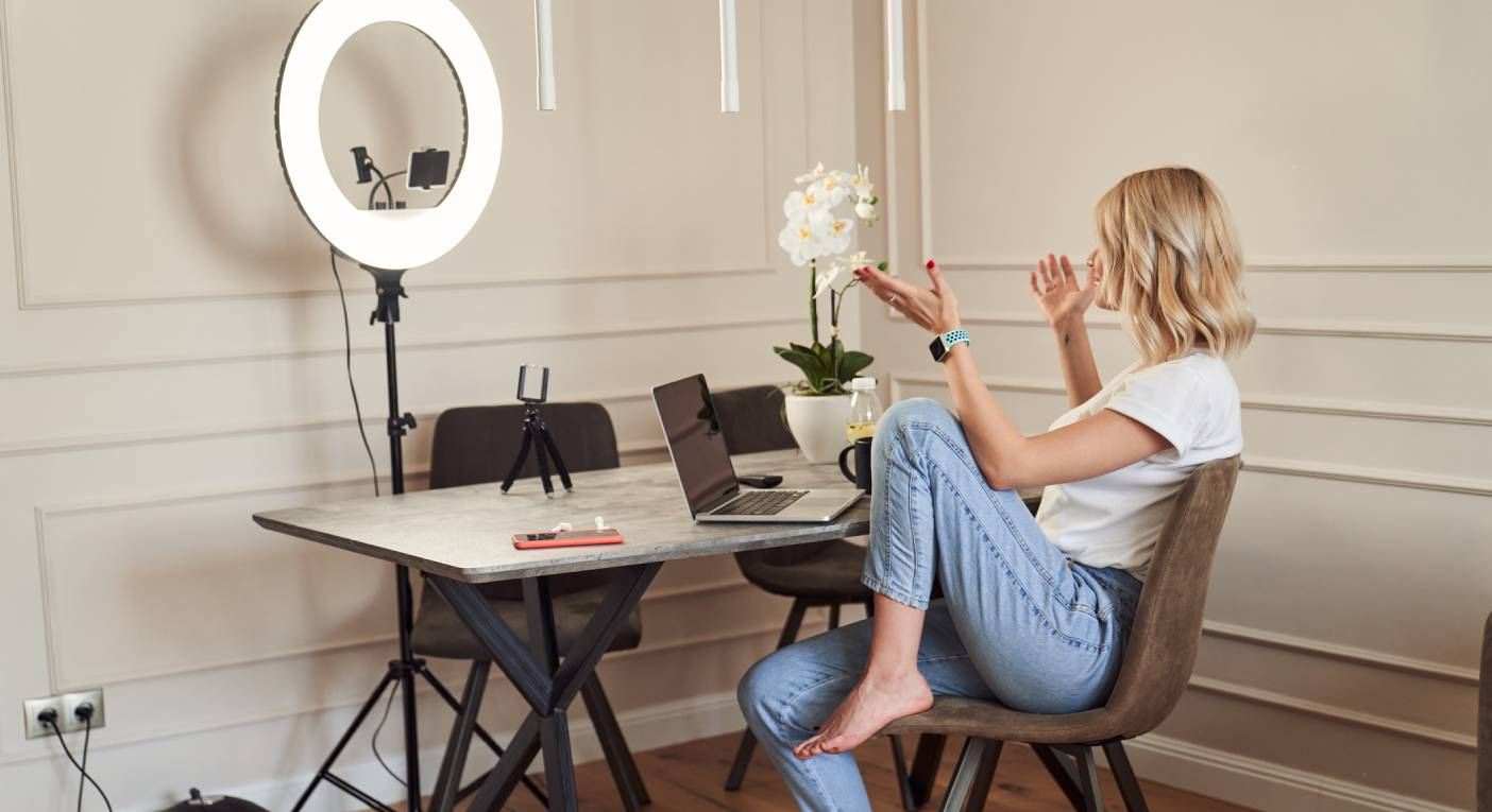 Why you need this £12 ring light: 'Best work from home purchase I've made'