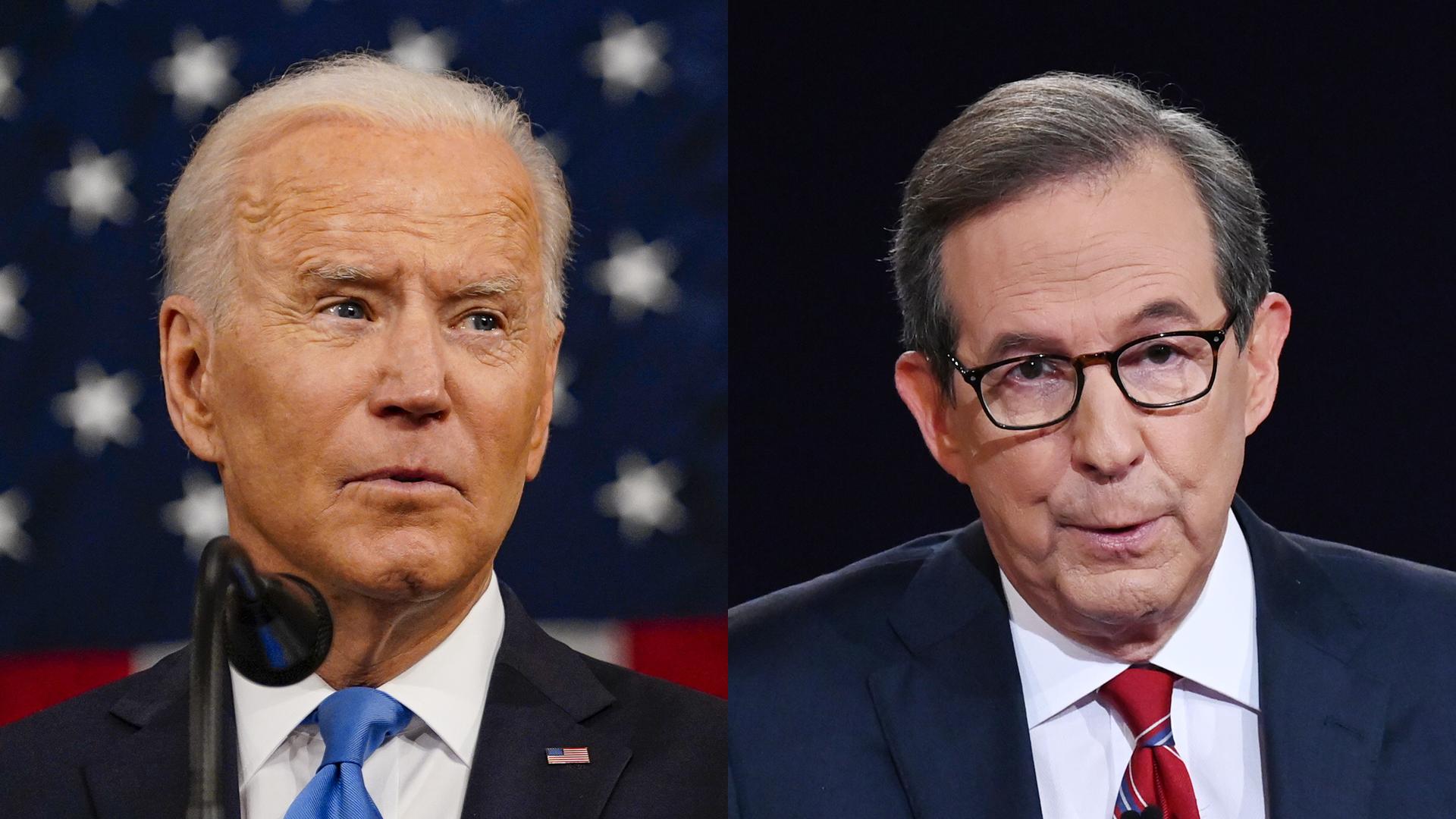 Chris Wallace praises President Biden's address and predicts it will be 'a popular speech'