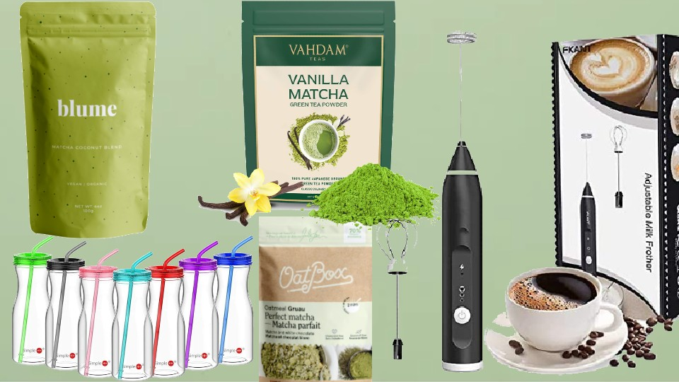 13 products every matcha lover should have