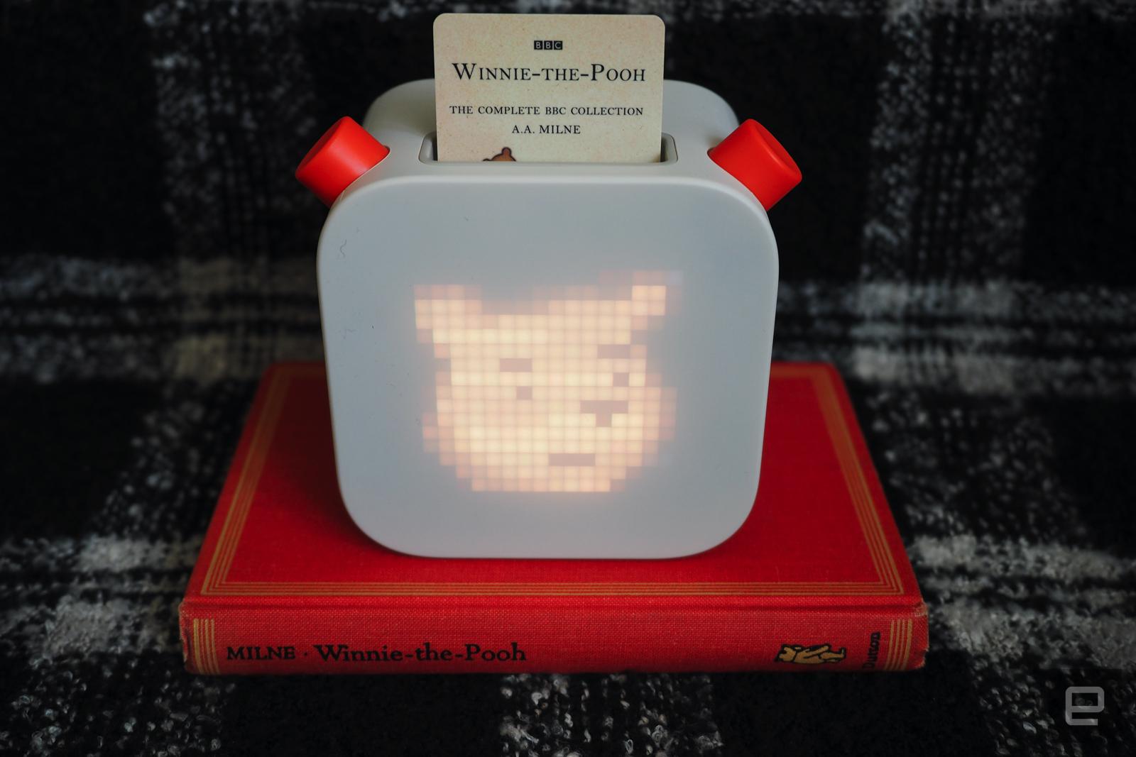 Yoto, çocuklar için tasarlanmış bir podcast ve sesli kitap makinesidir | Engadget