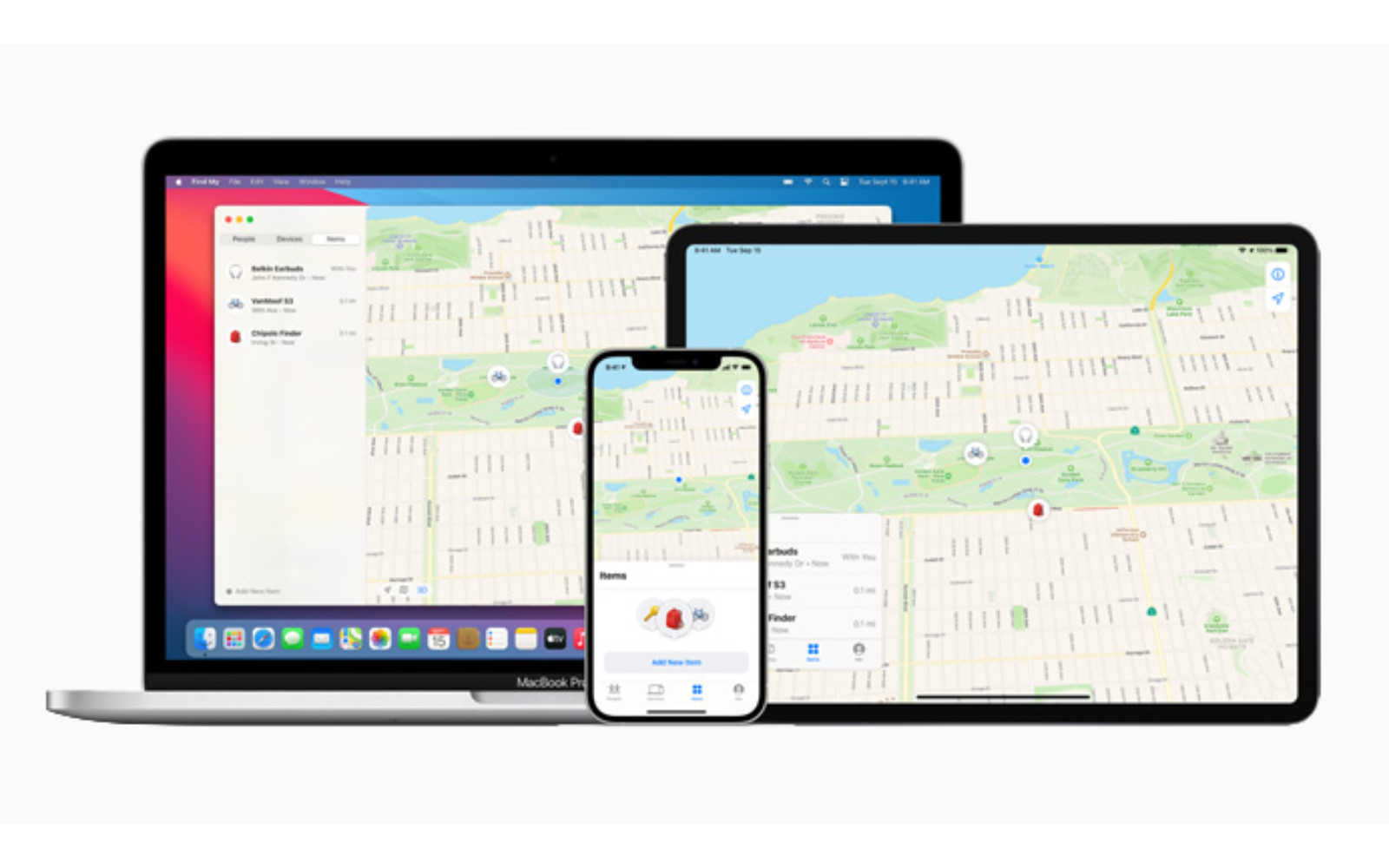 Apple's Find My app officially works with non-Apple devices