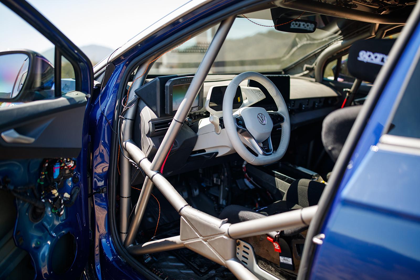 大眾汽車將在NORRA Mexican 1000越野比賽中測試ID.4 EV性能