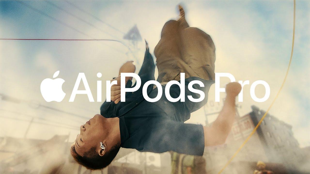 AirPods Pro 杉野賢悟