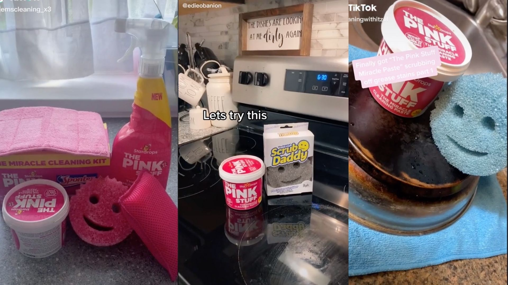 TikTok is losing it over this $18 'miracle' cleaning paste: 'This stuff actually works'