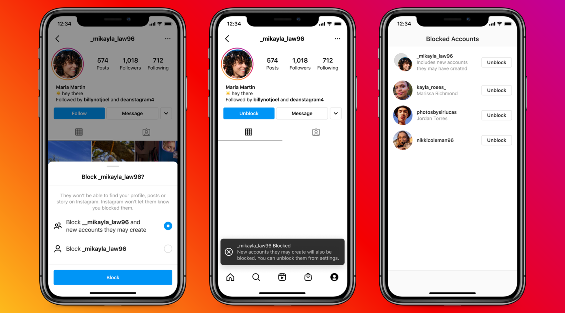 Instagram adds new anti-harassment tools to block abusive DMs