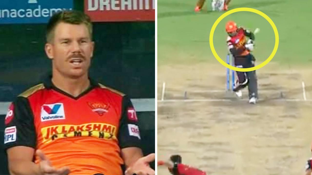 'It hurts': David Warner fumes over rare cricket ruling