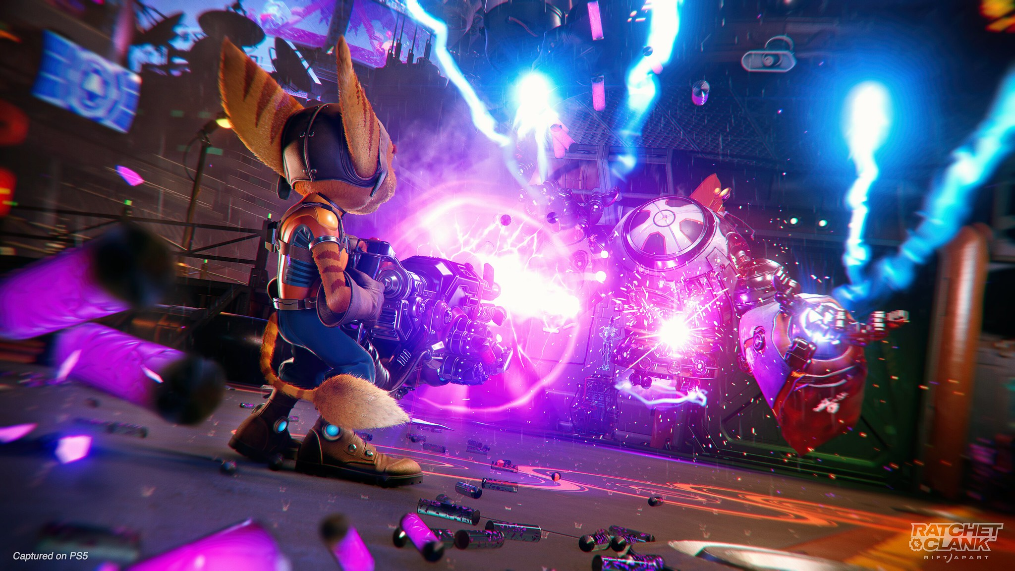'Ratchet & Clank: Rift Apart' gameplay reveals what the PS5 can do – Engadget
