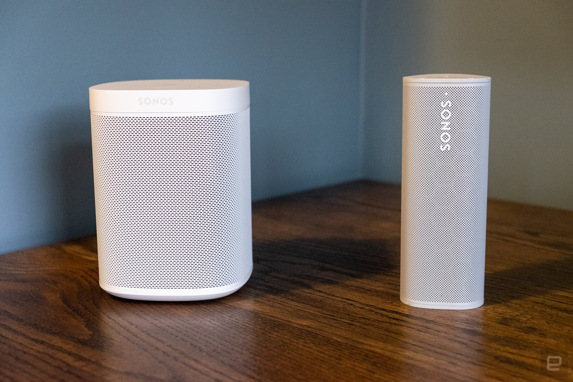 <p>Sonos Roam portable speaker</p>