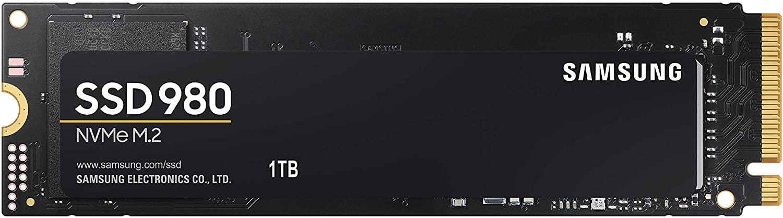 三星980 M.2 NVMe SSD