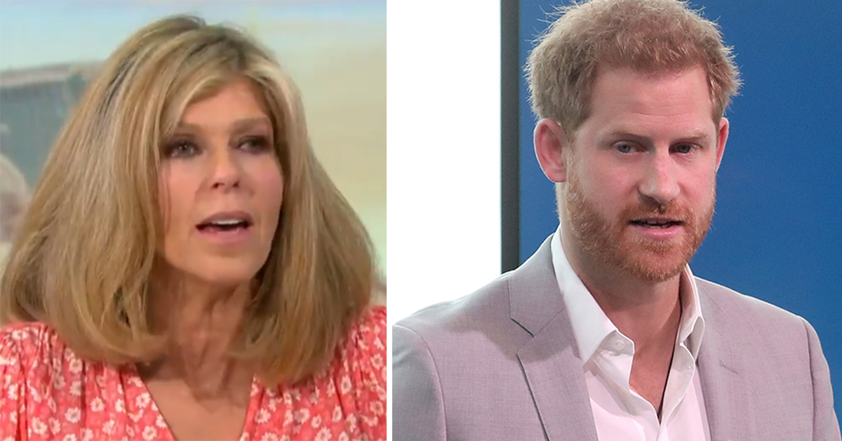 TV host calls out 'entitled' Prince Harry after explosive comments