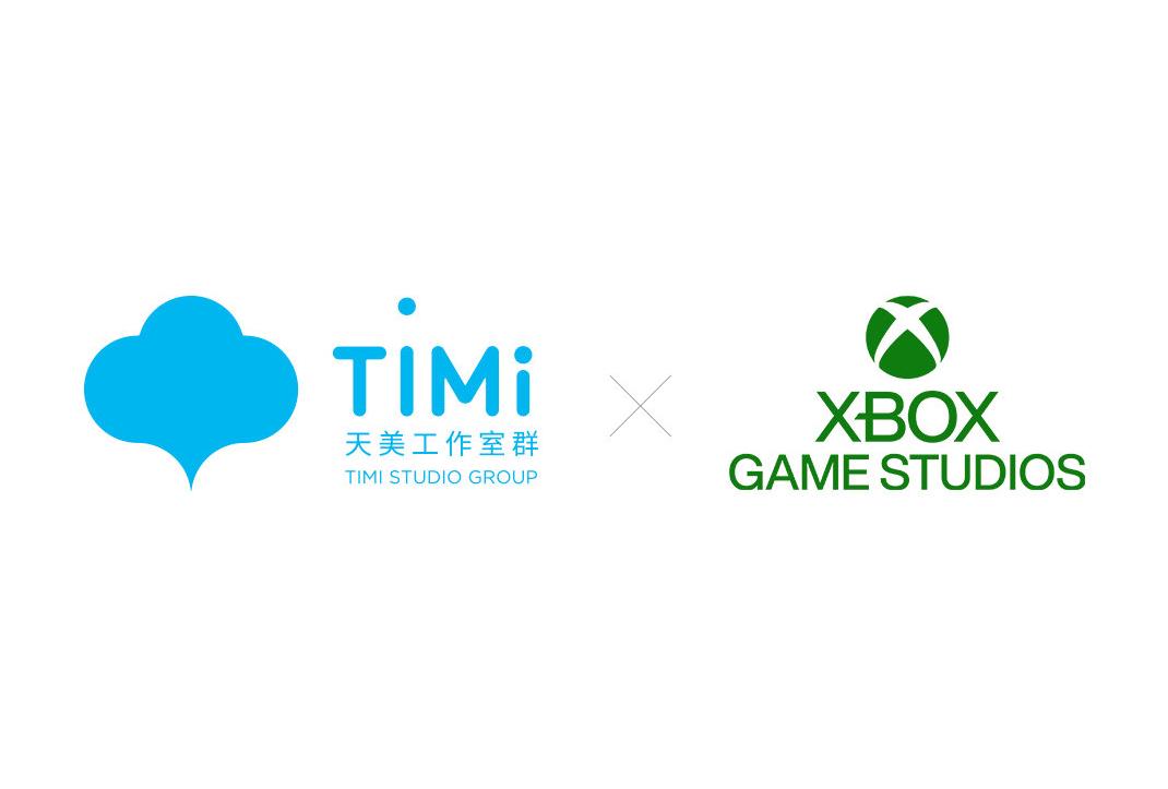 騰訊天美 x Xbox