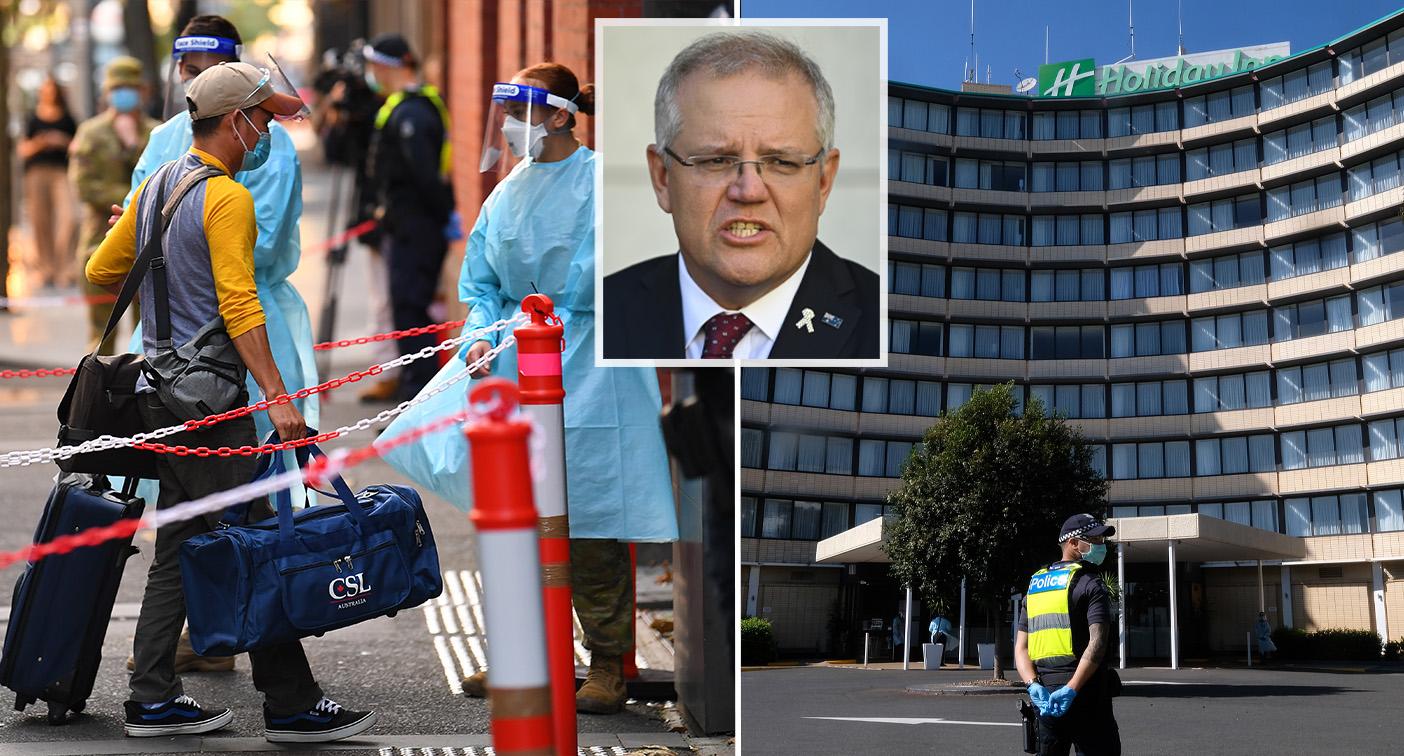 Epidemiologist takes aim at PM's '99.9%' quarantine claim – Yahoo News Australia