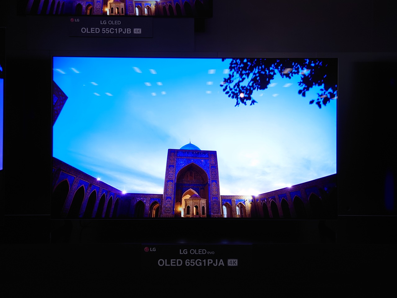 LG TV OLED G1