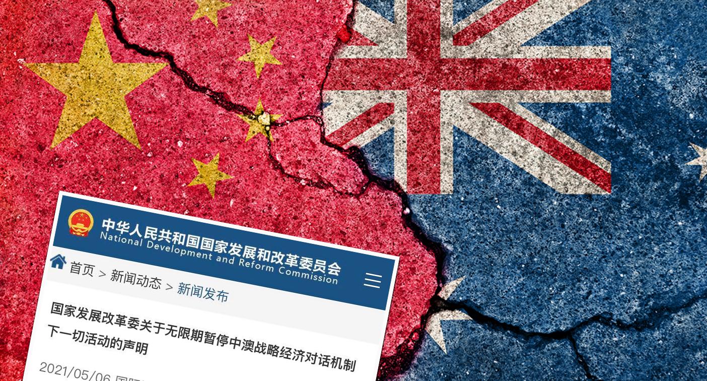 Australia responds to China's 'blatant' move of retaliation