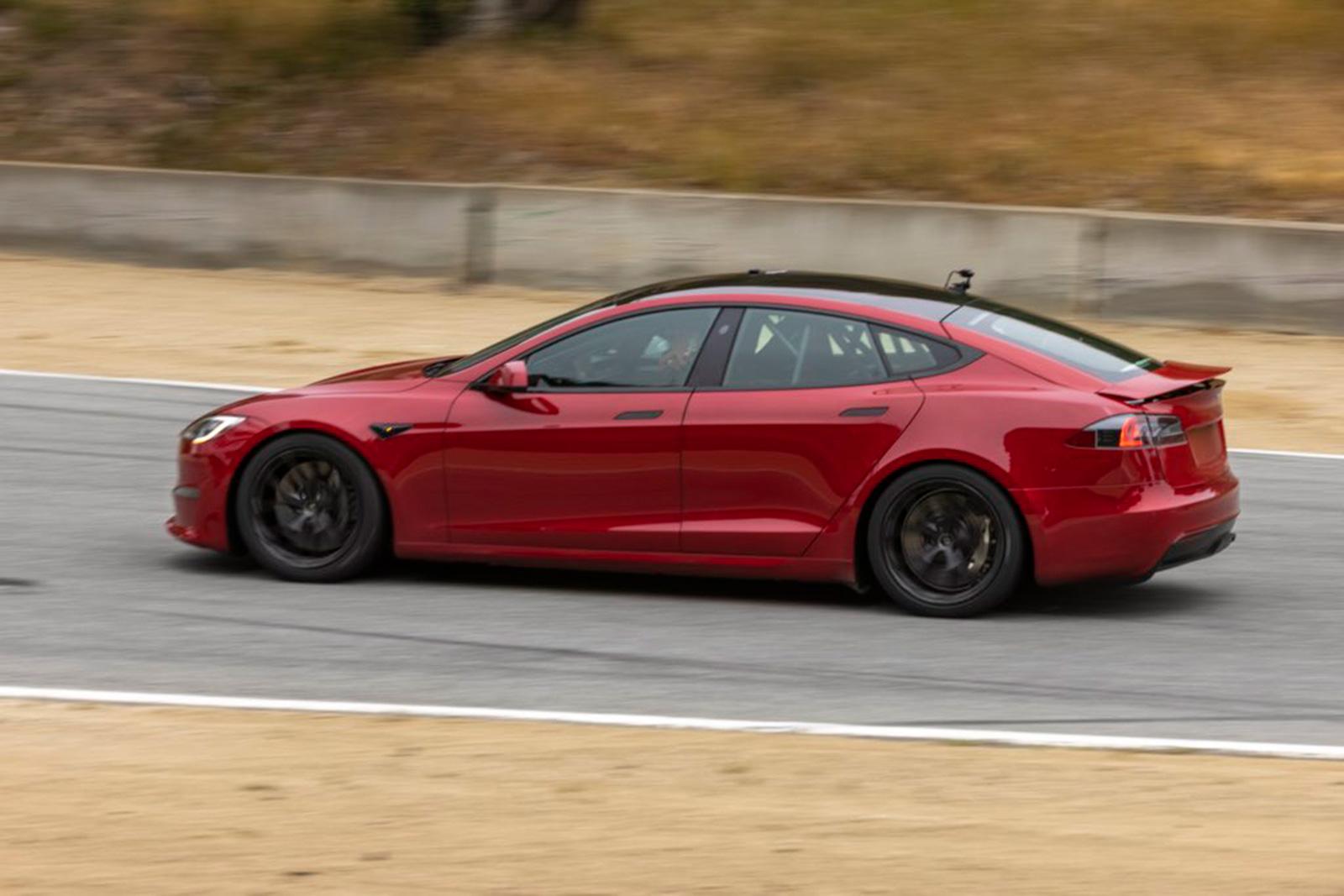特斯拉Model S格子