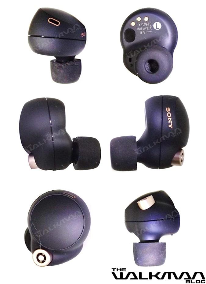 索尼WF-1000XM4