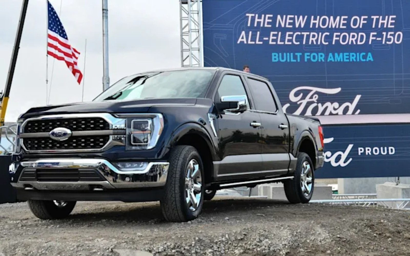 Ford Will Reveal The F 150 Lightning Ev On May 19th