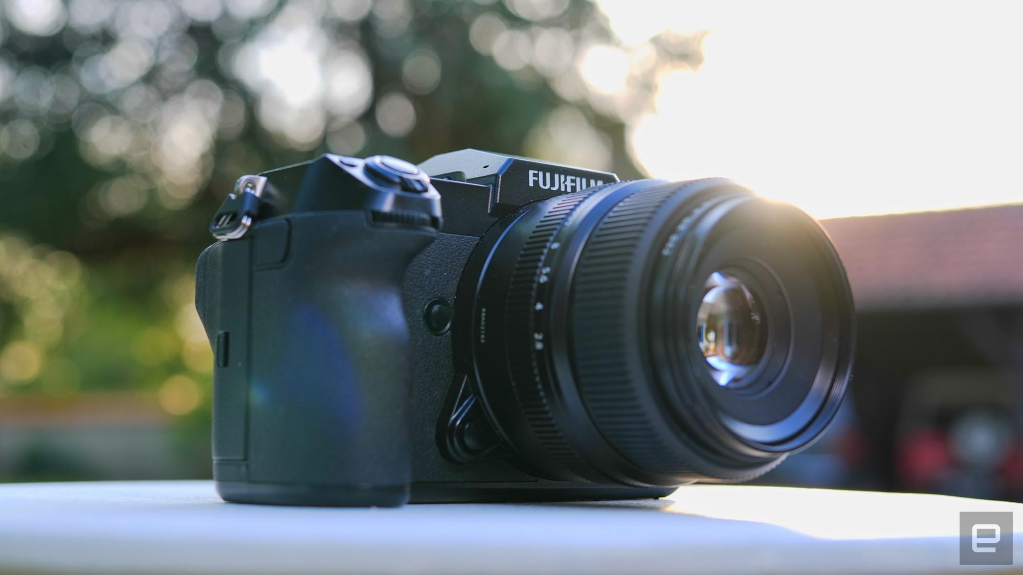 <p>Fujifilm GFX 100S review gallery</p>