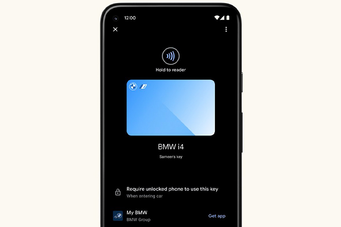Android 12 is getting a digital car key feature