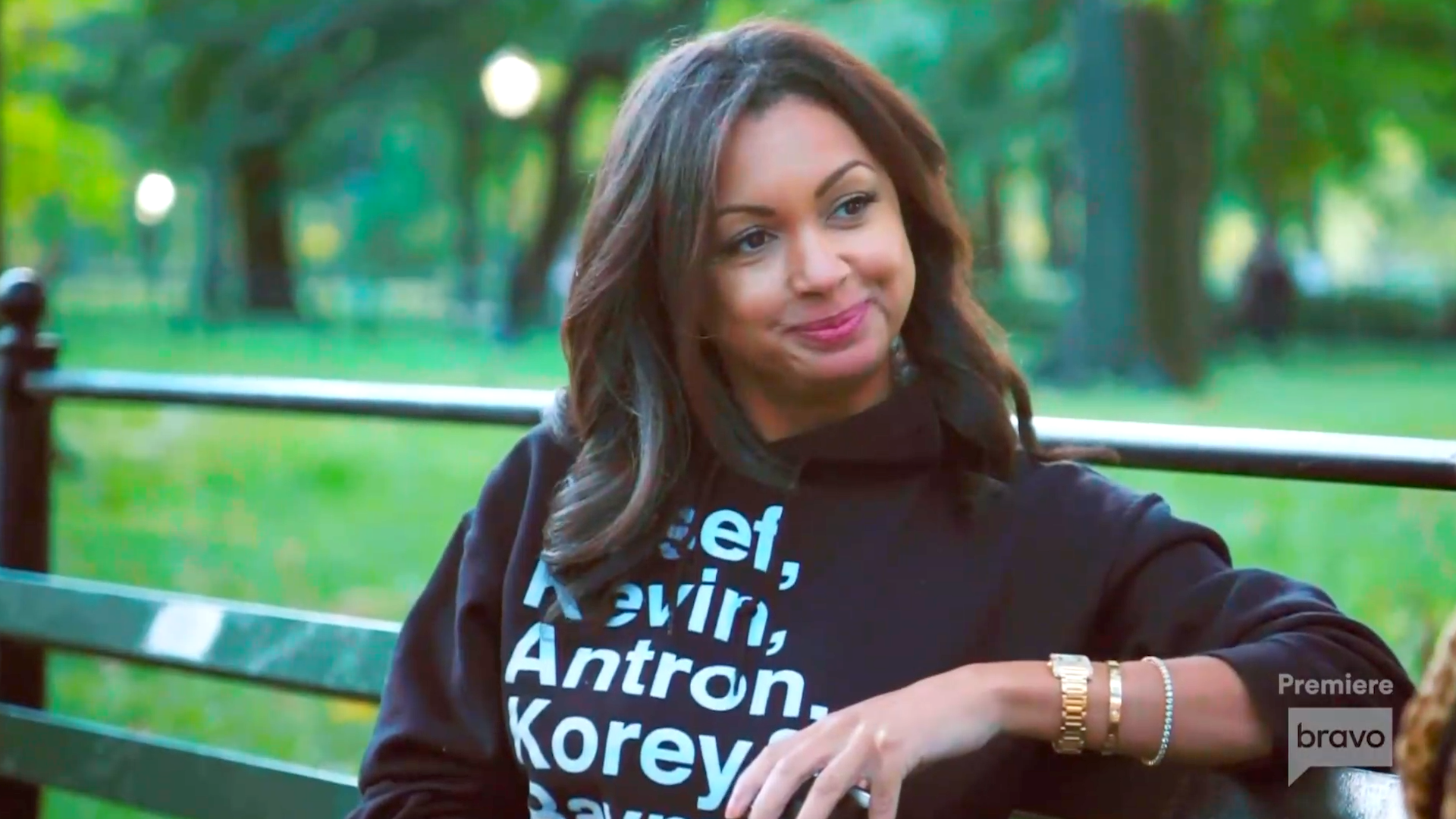 First Black 'RHONY' star praised for making a big statement during her debut
