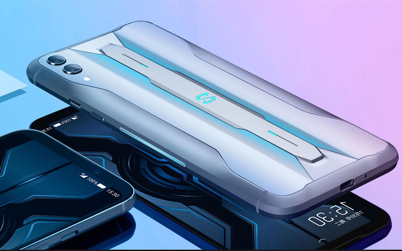 黑鲨游戏手机 2 Pro