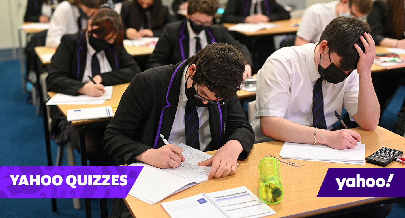 Quiz: Can you pass a GCSE physics exam?