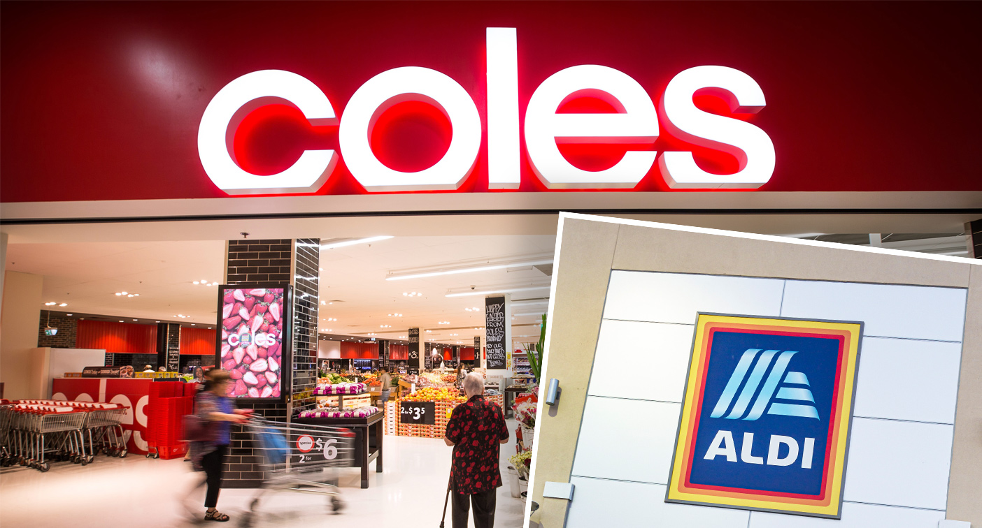 Retail wars: Coles takes aim at Aldi with new specials