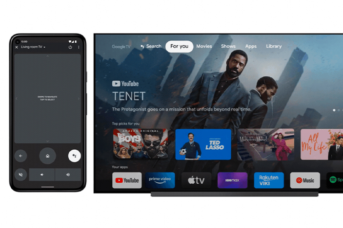 Google finally turns Android phones into TV remote controls