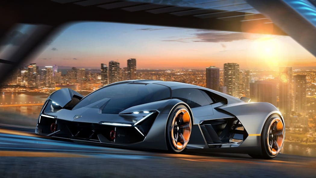 Lamborghini plans to launch its first fully electric car before 2030