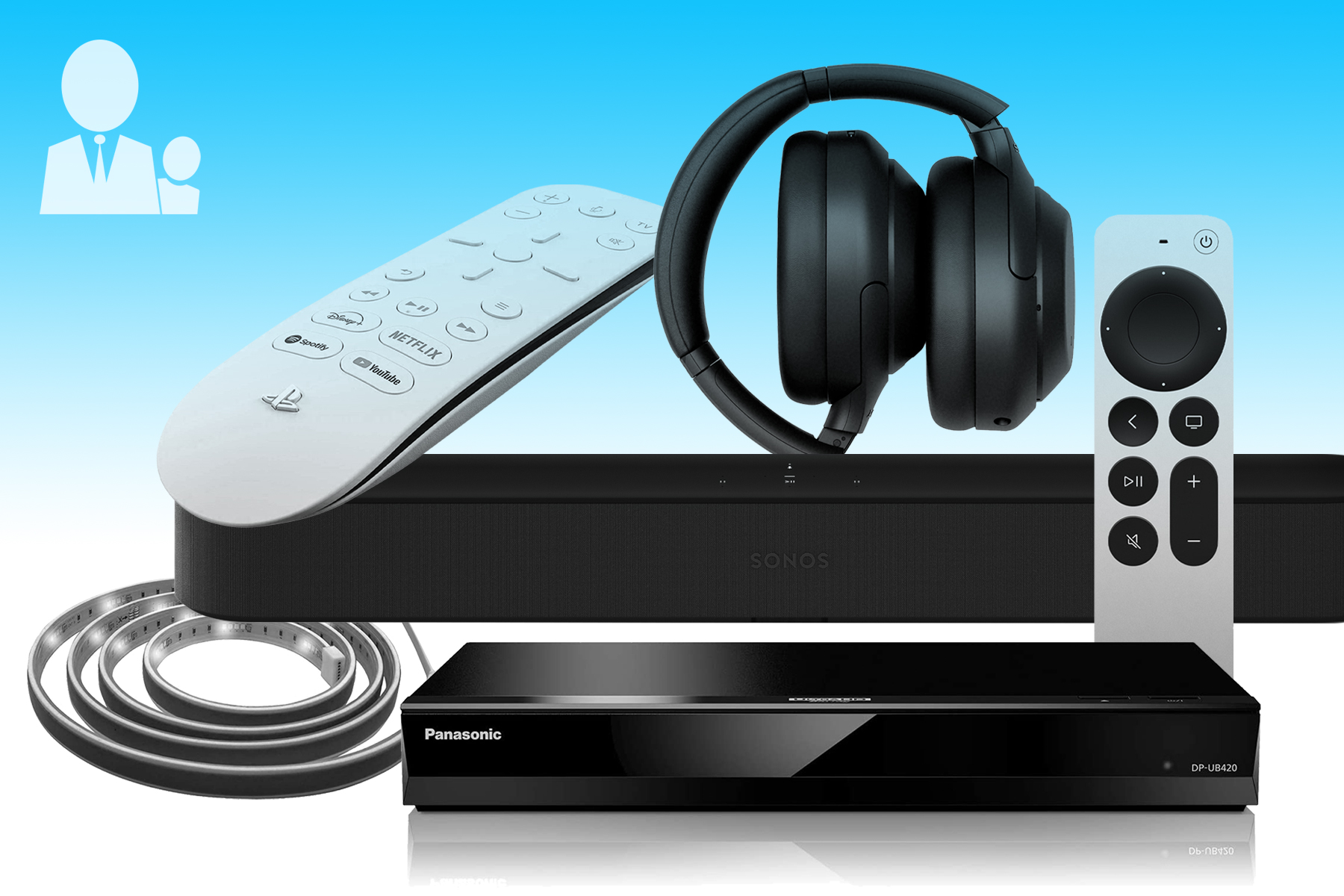 The best home entertainment gift ideas for dad