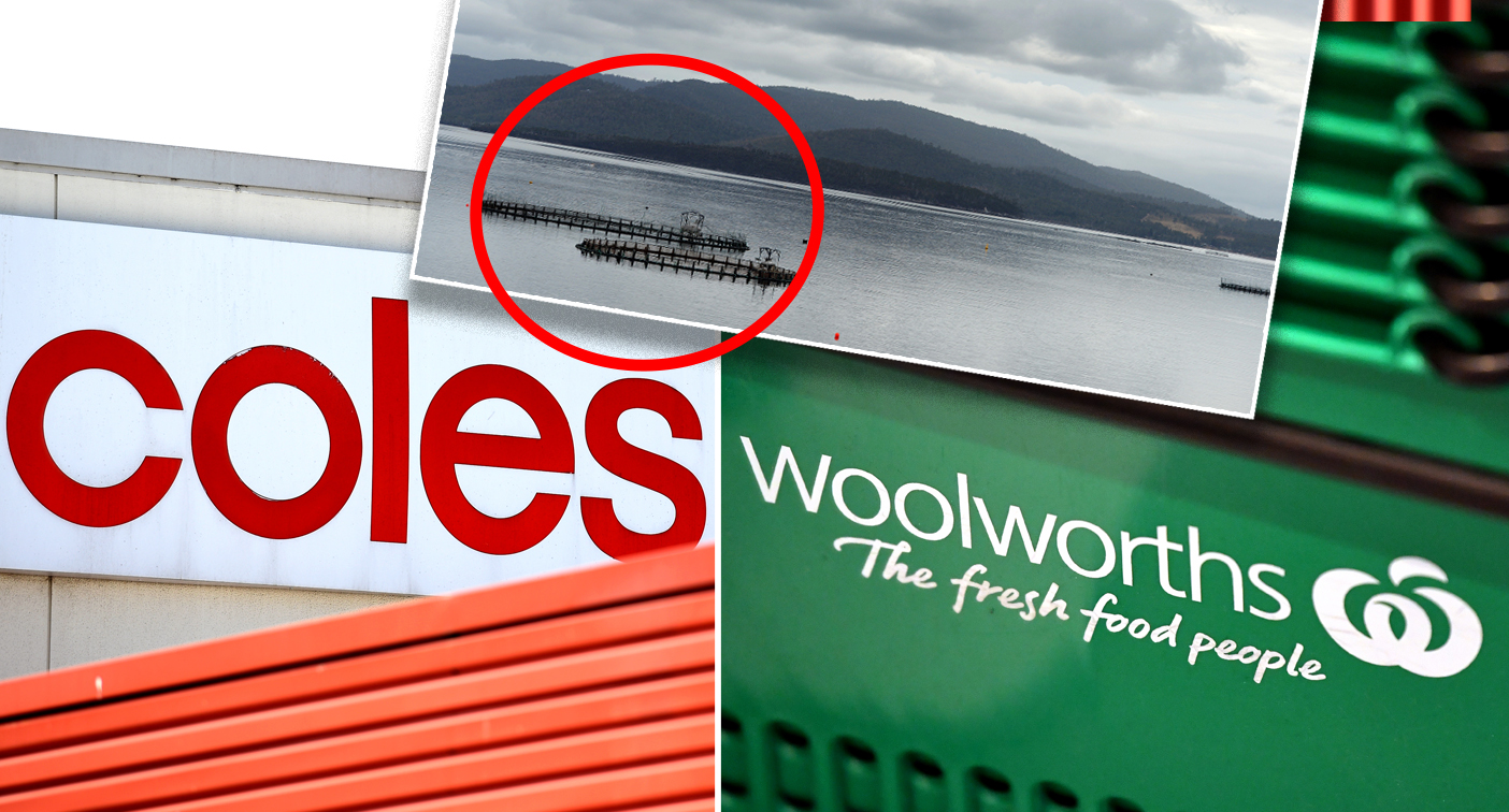 'Unnatural': Coles and Woolworths at centre of fiery campaign