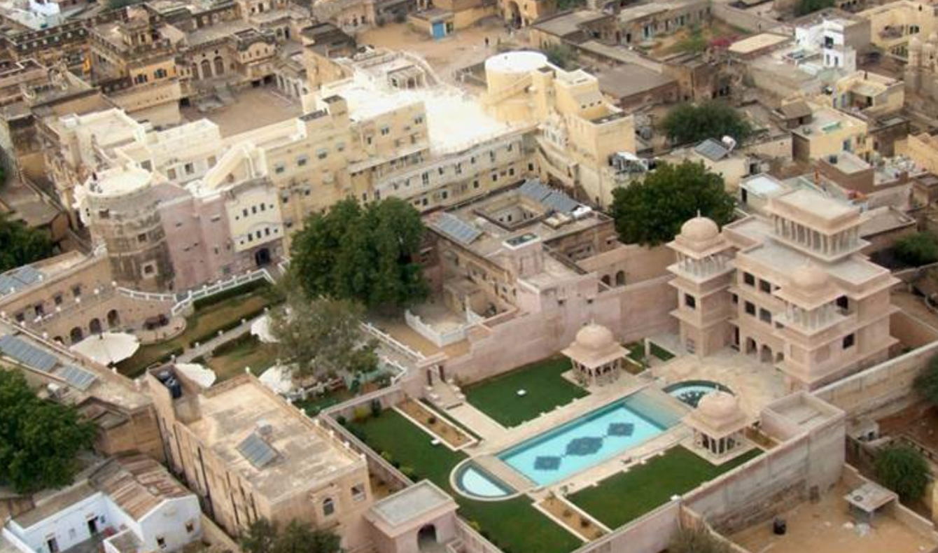 This little known castle in Rajasthan is truly a hidden gem