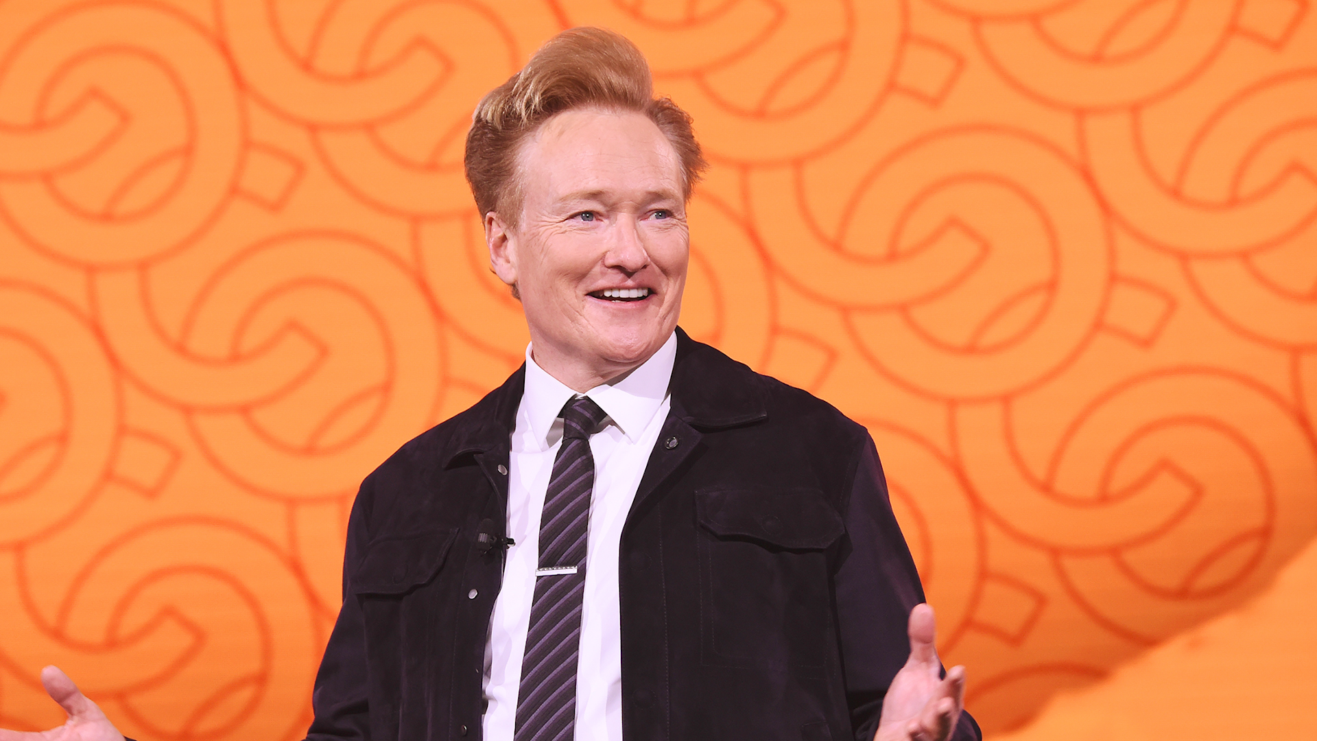 Conan O'Brien officially sets an end date for his late night talk show on TBS