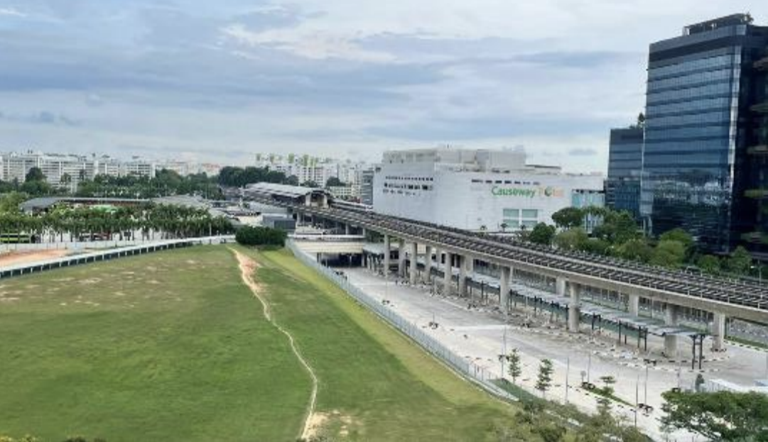 Singapore's biggest integrated transport hub to open in Woodlands on 13 June