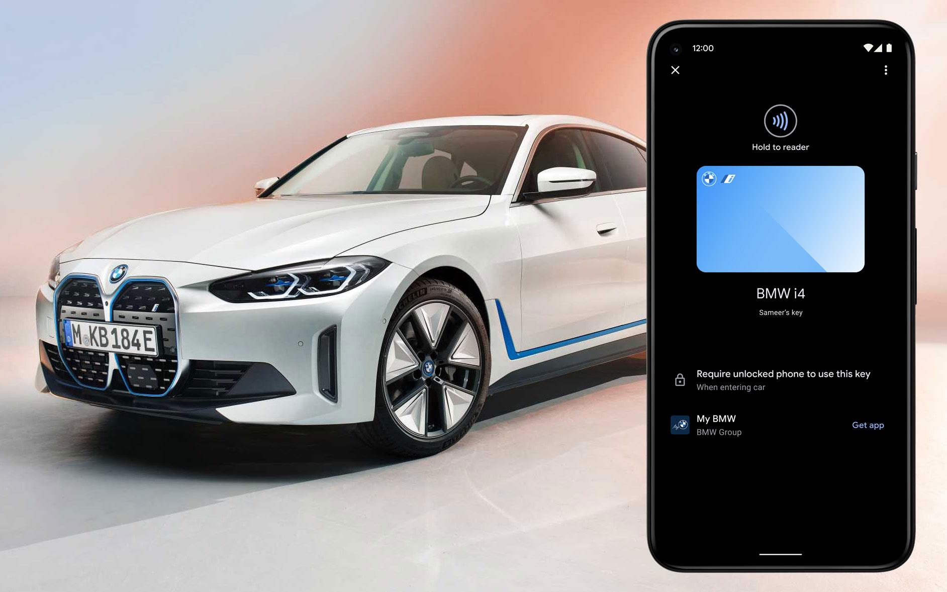 Google x BMW