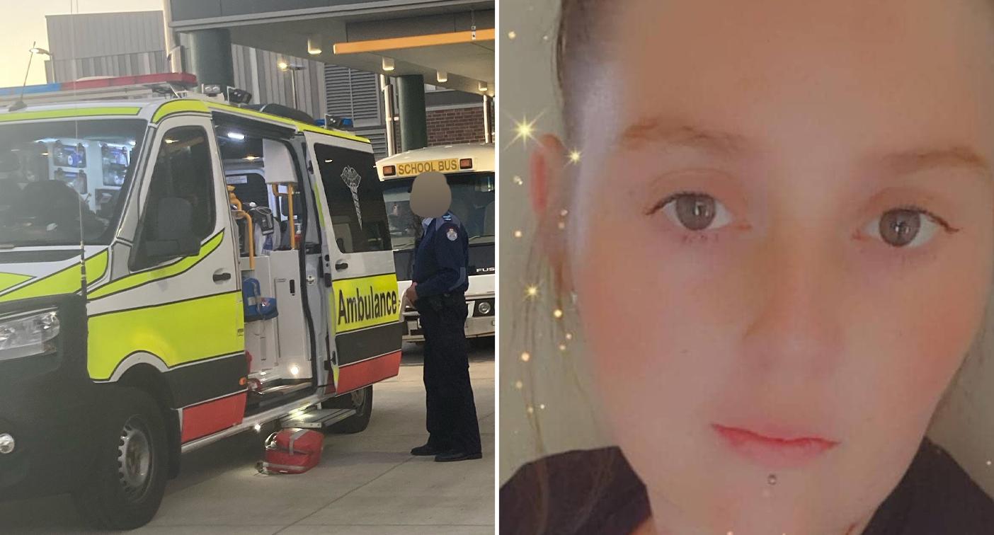 Queensland mum of five identified as school bus crash victim