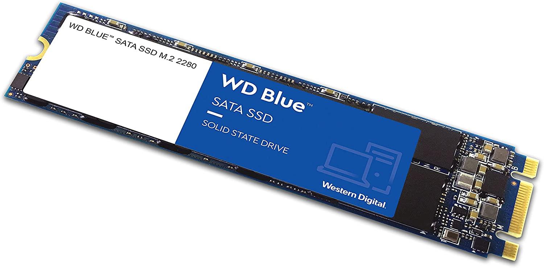 WD Blue 3D NAND 固體硬碟