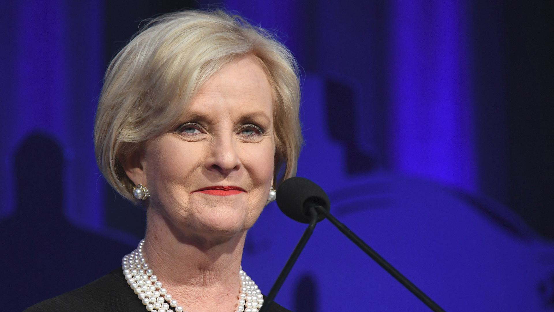 Cindy McCain would serve Biden administration 'in any capacity' if she's asked