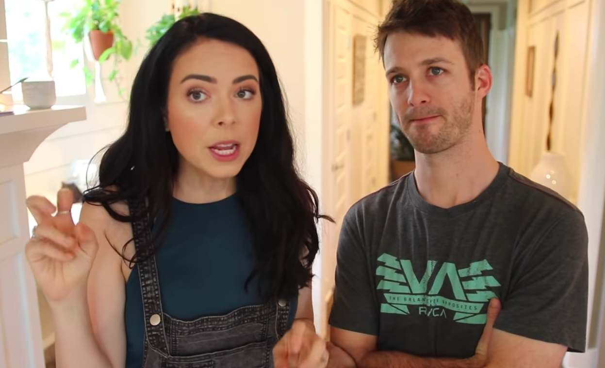 Influencer couple under fire for cancelling adoption due to 'social media' rules