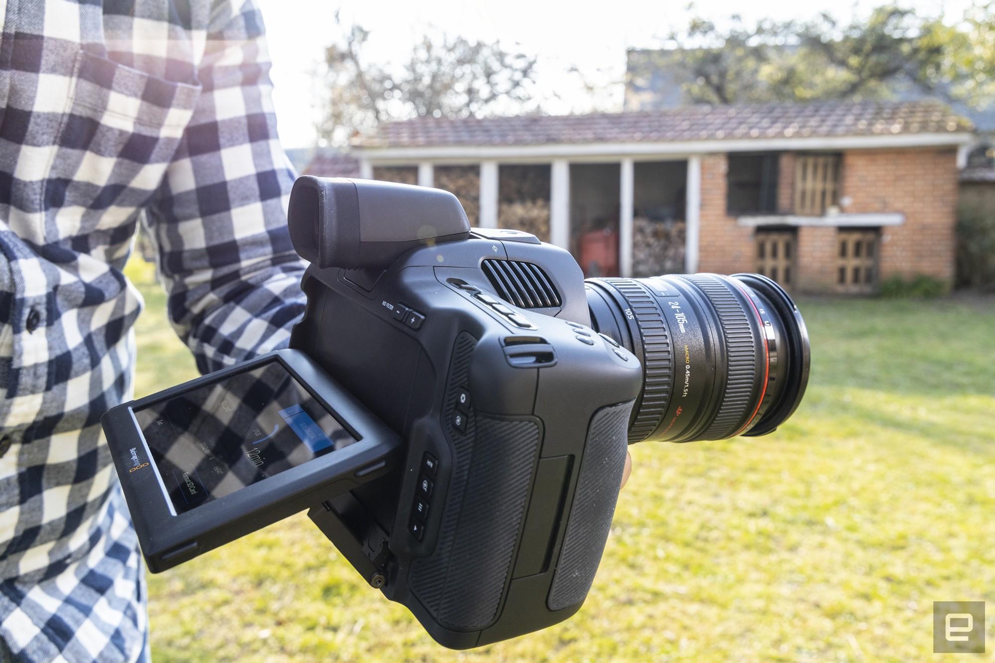 <p>Blackmagic Design BMPCC 6K Pro image gallery</p>