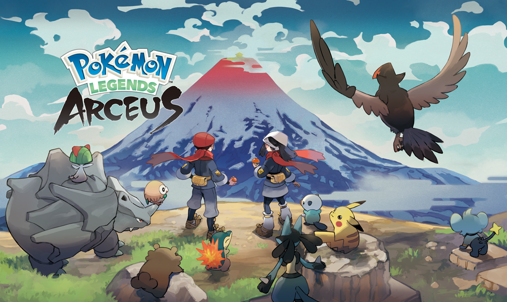 Pokémon Legends: Arceus' is coming to Switch on January 28th | Engadget