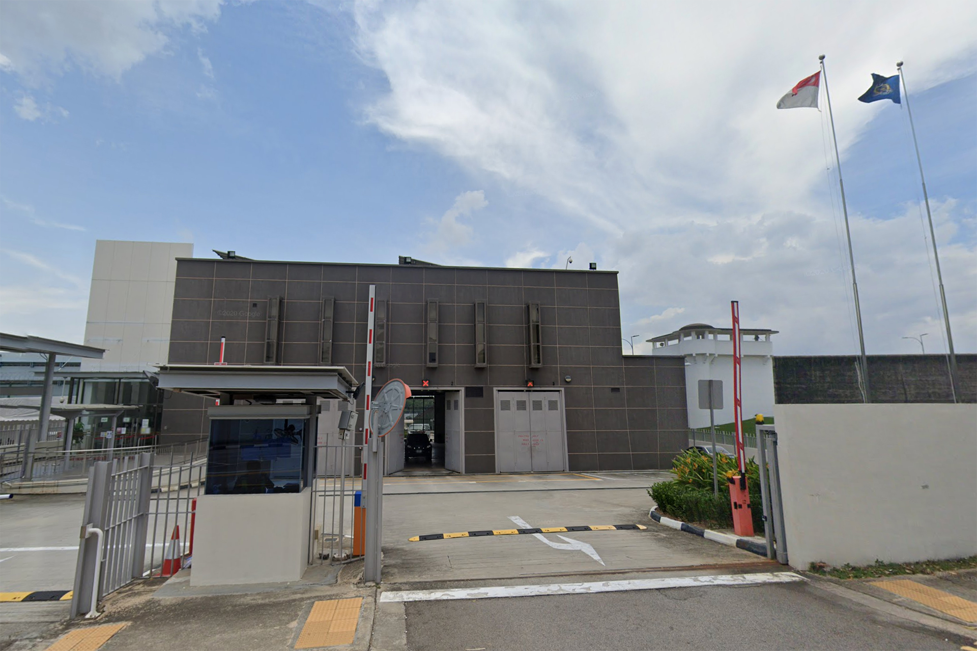 Image COVID-19: Infected Changi Prison inmate 'currently well', cellmates test negative