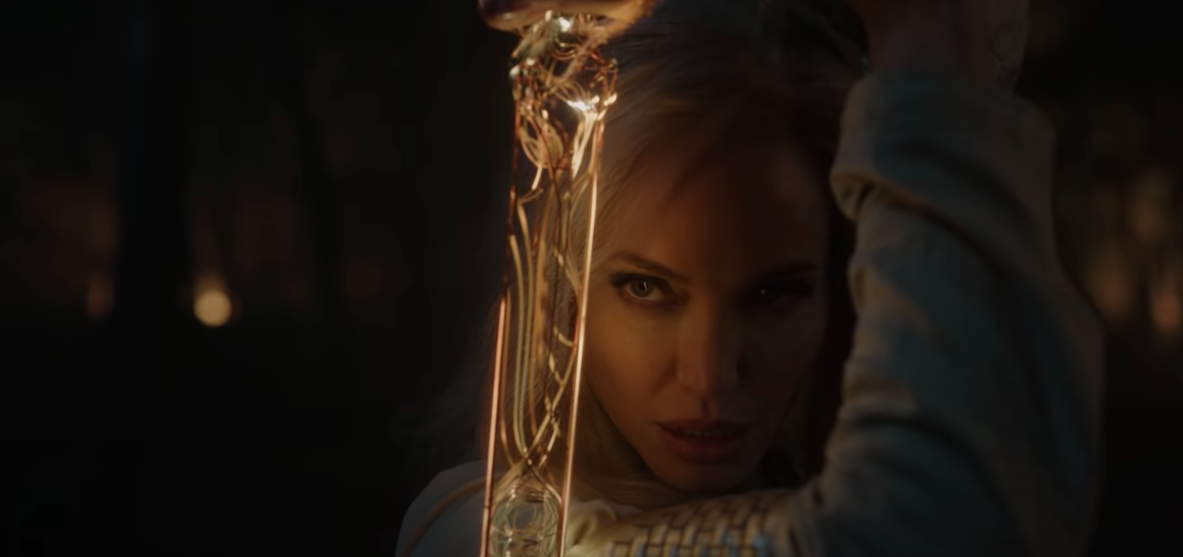 Marvel shares first look at Angelina Jolie in 'Eternals' and its upcoming superhero films