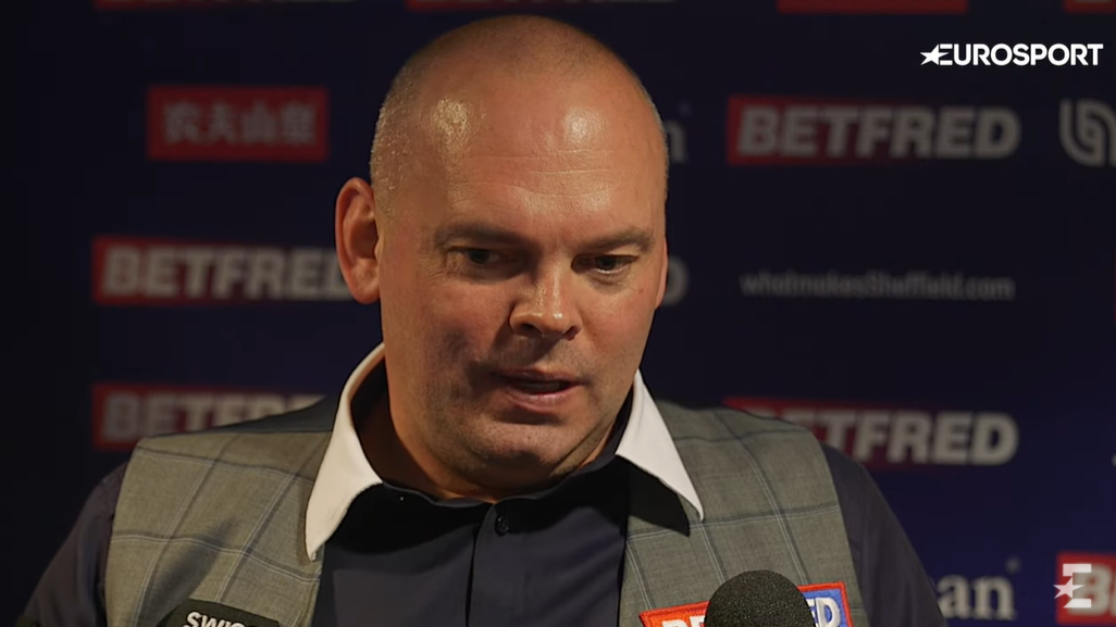 Angry Bingham accuses Selby of 'gamesmanship' after suffering semi-final heartbreak in Sheffield