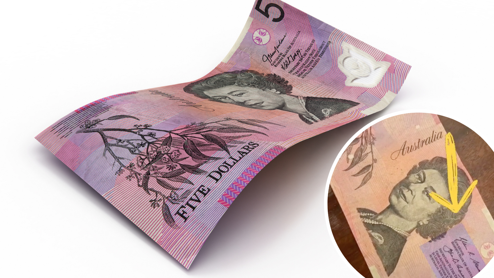 'Rare': Your $5 note could be worth $1,750
