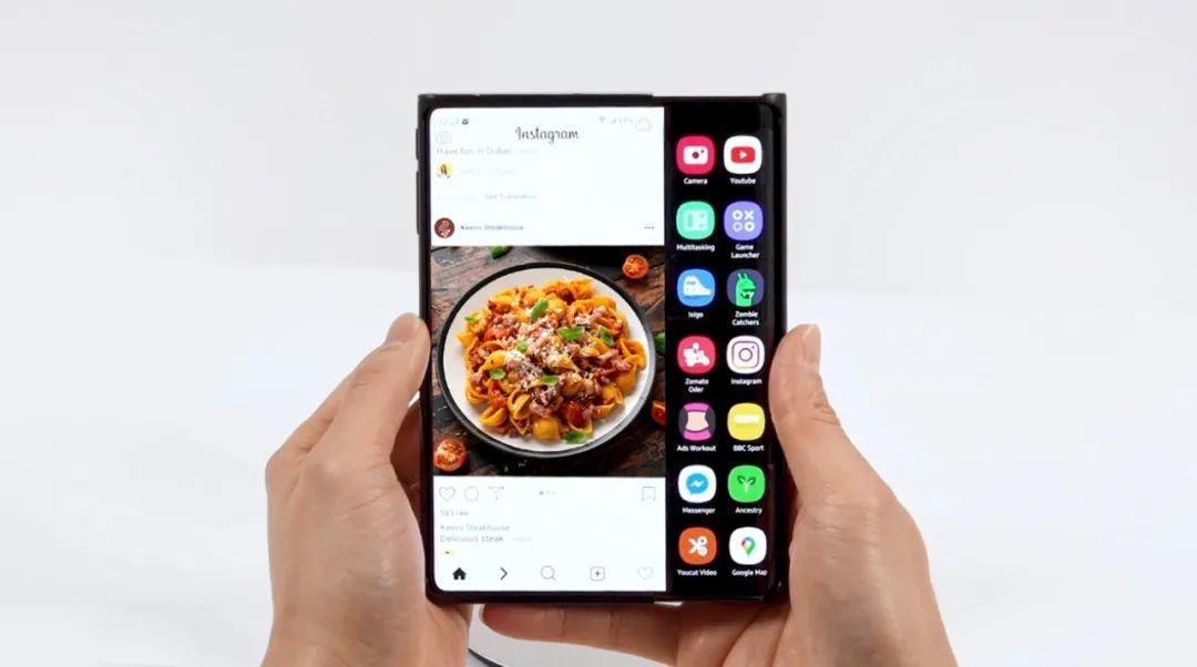 Samsung Display Flexible Display