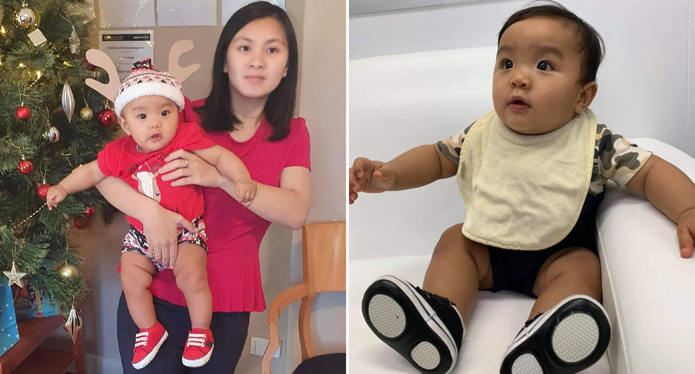 Urgent search for 10-month-old baby missing for weeks