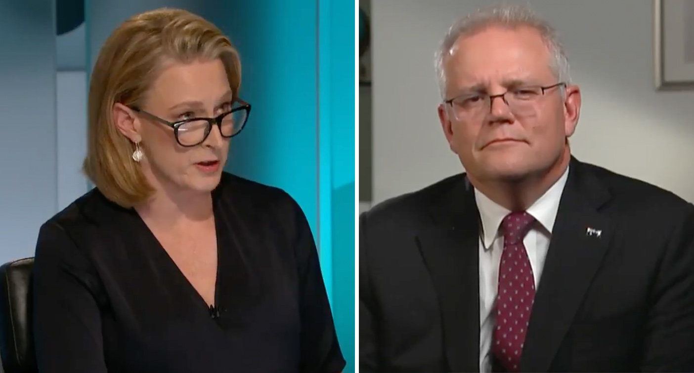 'Fumbled this so badly': PM grilled in fiery interview