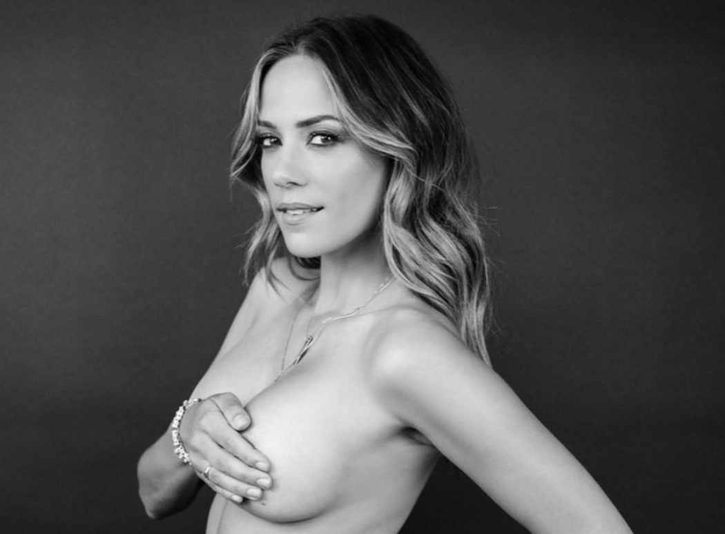 Jana Kramer says there's 'no shame' in wanting to change your body after getting breast augmentation